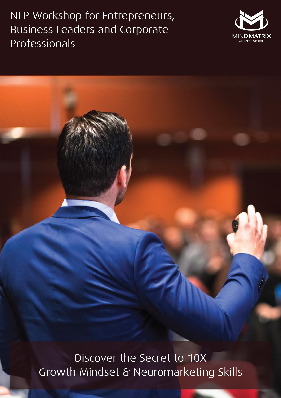 NLP Workshop for Entrepreneurs, Business Leaders and ...